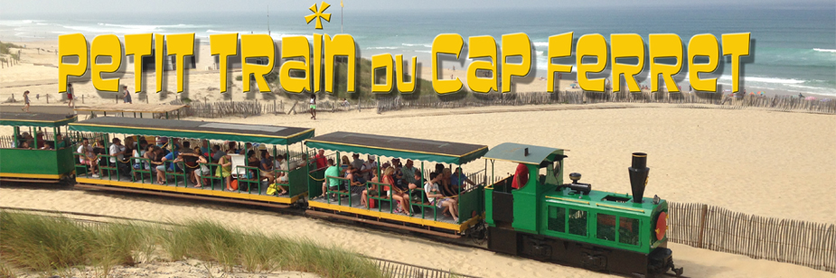 Le petit Train du Cap Ferret